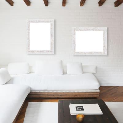 Cornice Gaia bianco 50 x 70 cm