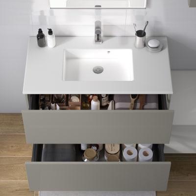 Mobile bagno Neo Line grigio chiaro