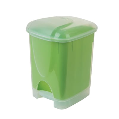 Pattumiera Binny Dualface 16 L verde