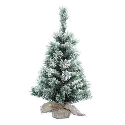Alberello di Natale da appoggio Vancouver H 60 cm