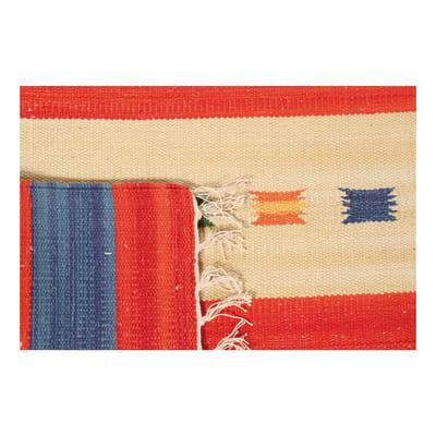 Tappeto Larya jahnu colori assortiti 70 x 140 cm