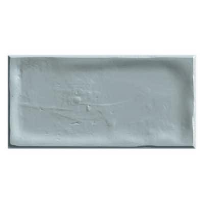 Piastrella Alfaro 7,5 x 15 cm grigio