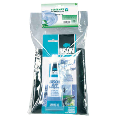 Kit riparazione teli pvc prezzi e offerte online leroy for Teli laterali per gazebo leroy merlin