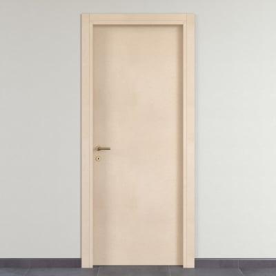 Porta da interno battente Saint Germain grezza 70 x H 210 cm reversibile