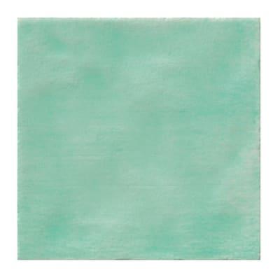 Piastrella Patine 15 x 15 cm verde