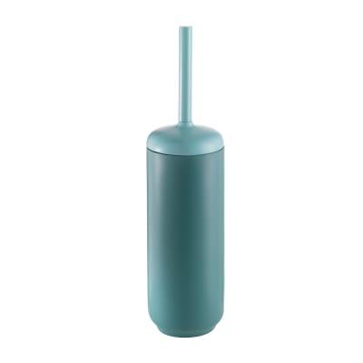 Porta scopino Basic azzurro