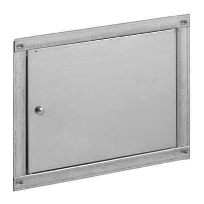 Sportello ispezione zincato 30 x 50 cm