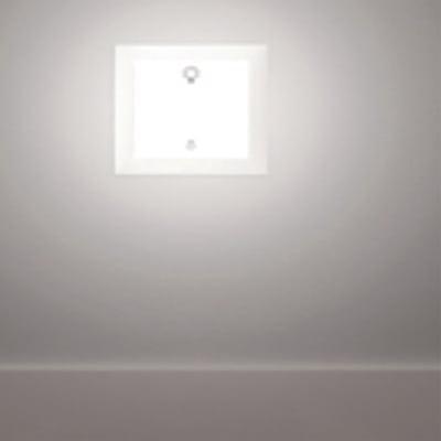 Faretto incasso per esterno a parete 503 LED 8,1 x 10,5 cm IP66