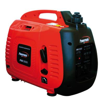 Generatore di corrente powermate pmi2000 2 kw prezzi e for Leroy merlin generatore