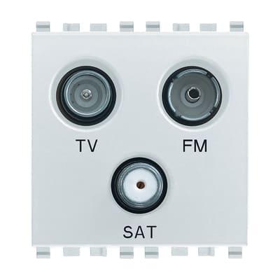 Presa HDMI Vimar Eikon bianco