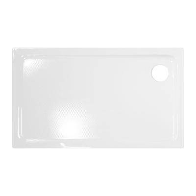 Piatto doccia acrilico Remyx 90 x 70 cm bianco