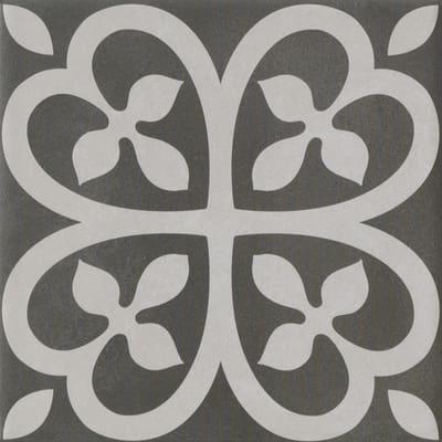 Piastrella Villandry 20 x 20 cm antracite