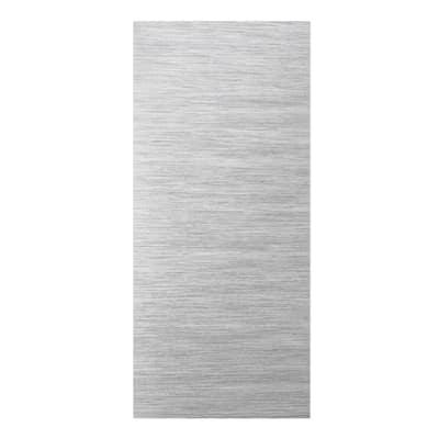 Tenda a pannello resinato Juno grigio 60 x 300 cm