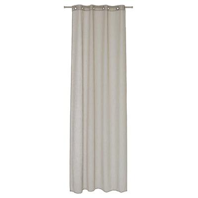 Tenda Carla tortora 140 x 280 cm