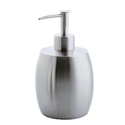 Dispenser sapone Nigella argento