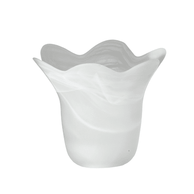 Vetro FV6 bianco alabastro
