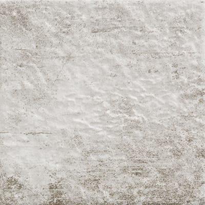 Piastrella Dolmen 15 x 15 cm bianco