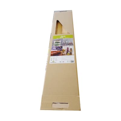Pallet singolo in kit legno L 125.5 x P 80 x H 14,5 cm grezzo