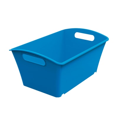Cesta Q-In Box 12 L L 39 x P 27,1 x H 18,6 cm colori assortiti