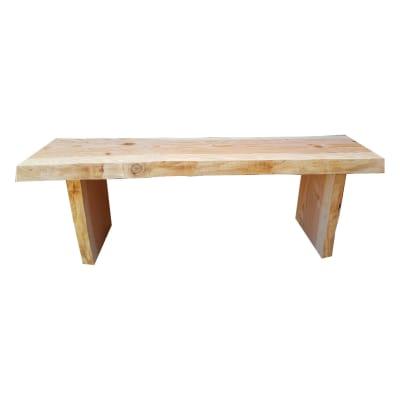 Panca legno l 200 x p 30 x h 45 cm grezzo prezzi e offerte for Panche in legno leroy merlin