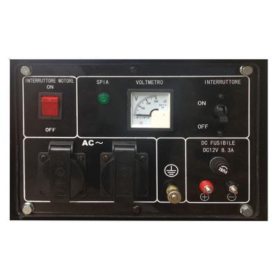 Generatore di corrente hyundai 3 kw prezzi e offerte for Generatore di corrente hyundai hy 3000 3 kw