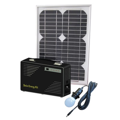 Kit solare PESAC-I-10/100W