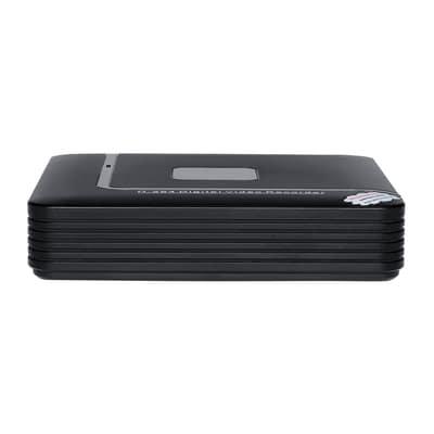 DVR-videoregistratore 4 canali GBC TVCC HVR (DVR+NVR) in HD (8 in IP)