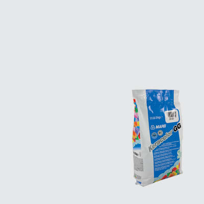 Stucco per fughe in polvere Keracolor GG grigio chiaro 5 kg