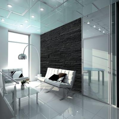 Rivestimento decorativo Miami grigio