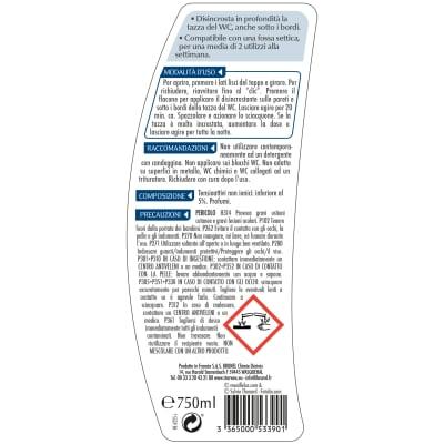 Gel Starwax Superpotente per WC 750 ml