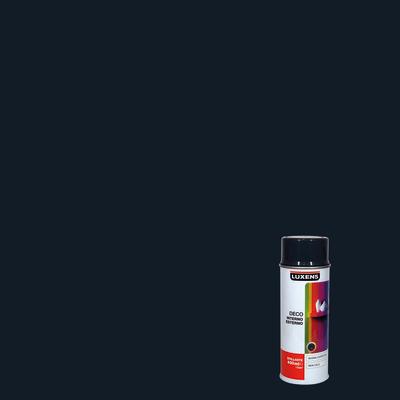 Smalto spray Deco Luxens grigio antracite RAL 7016 brillante 400 ml