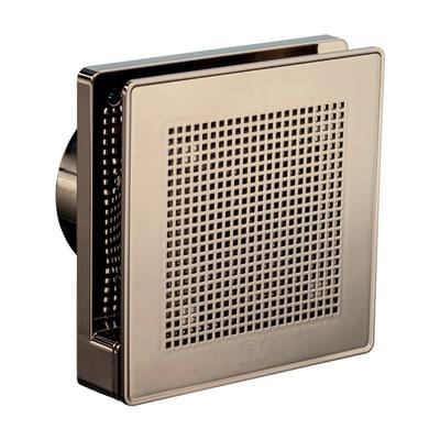 Aspiratore elicoidale Ø 100 mm Vortice Punto Evo Gold Oro Giallo