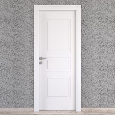 Porta da interno battente Alioth bianco 80 x H 210 cm dx