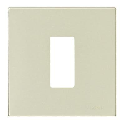 Placca 1 modulo Vimar serie 8000 oro