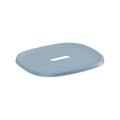 Coperchio Filo S L 27,5 x P 23 x H 1 cm grigio