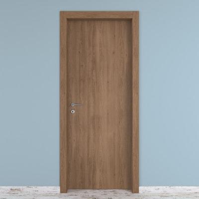 Porta da interno battente Aztec 70 x H 210 cm reversibile