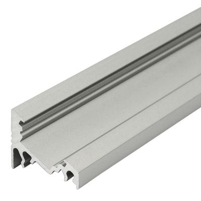 Profilo angolare alluminio 2m