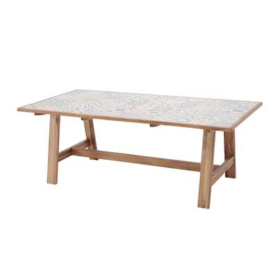 Tavolo rettangolare Soho, 205 x 105 cm