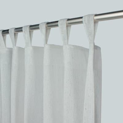 Tenda Rubedo bianco 140 x 310 cm