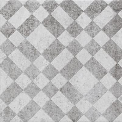 Piastrella Villa 20 x 20 cm grigio