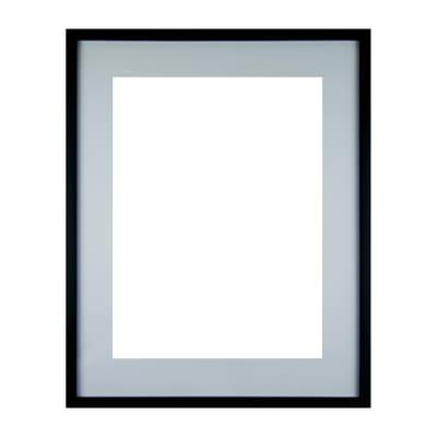 Cornice Milo nero 40 x 50 cm