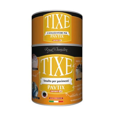 Smalto per pavimenti Tixe marrone talpa 0,75 L