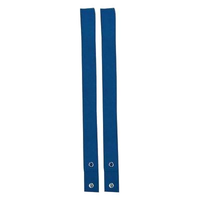 Reggimensola Feltro blu 102 x 4 cm