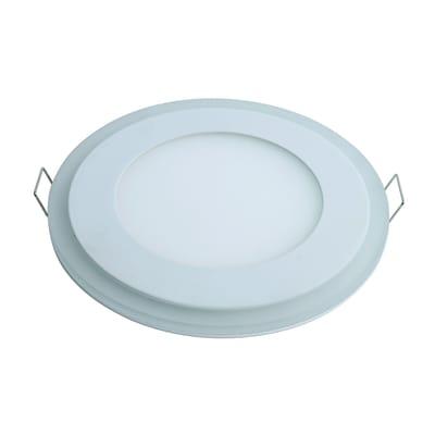 Faretto da incasso Click 2 posizioni bianco LED integrato fisso rotondo Ø 13 cm 11 W = 750 Lumen luce naturale
