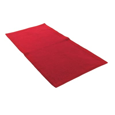 Tappetino cucina Nevra rosso 50 x 110 cm