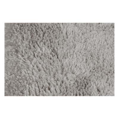 Tappeto Softy grigio 60 x 180 cm