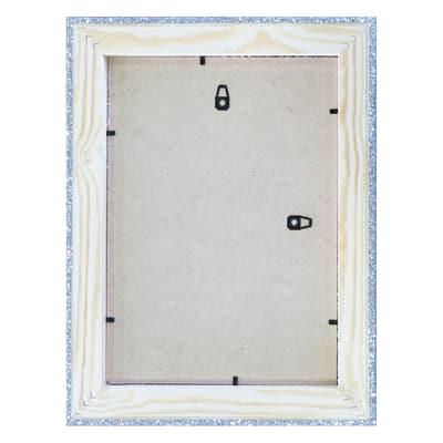 Cornice Brilla argento 70 x 100 cm