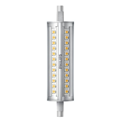 Lampadina LED Philips R7S =100W luce calda 300°