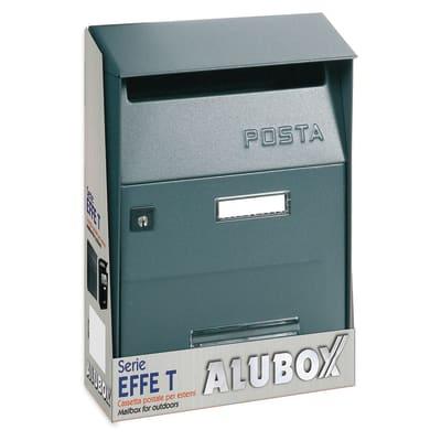 Cassetta postale Effe T, formato lettera, L 22 x H 32,5 x P  11 cm