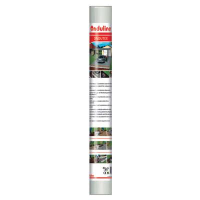 Tessuto non tessuto ONDUTEX L 2000 x H 100 cm bianco